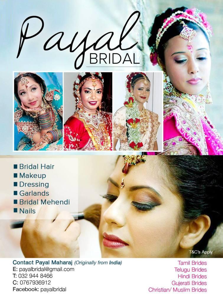 payal bridal, pamphlet design durban, sweetcr8ivity, brides, hindi bride, bridal outfit, bridal makeup