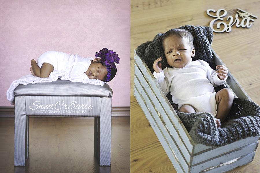 twins photoshoot durban, newborn photography,sweetcr8ivity,ivanas maternity shoot,umhlanga wedding photographers,purple tutu,blue crate,yellow props