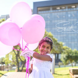 magical,chris saunders park, pink balloons,Sweetcr8ivity,durban wedding photographers,themed photoshoots,love,laughter,mini debs,princess crown,beautiful little girl,creativity,family shoot