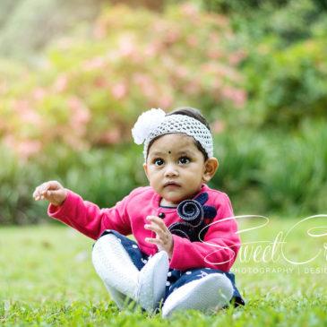BABY REEVA TURNS 1!