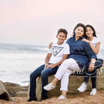 YUVIKA'S FAMILY SHOOT