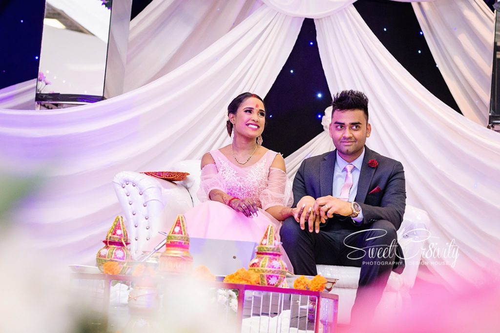 hindu wedding, sweetcr8ivity,elaine and aveen lutchman,mehendi, sameers caterers, creative shoot, Best durban wedding photographers, love, bridal couples, red lehenga