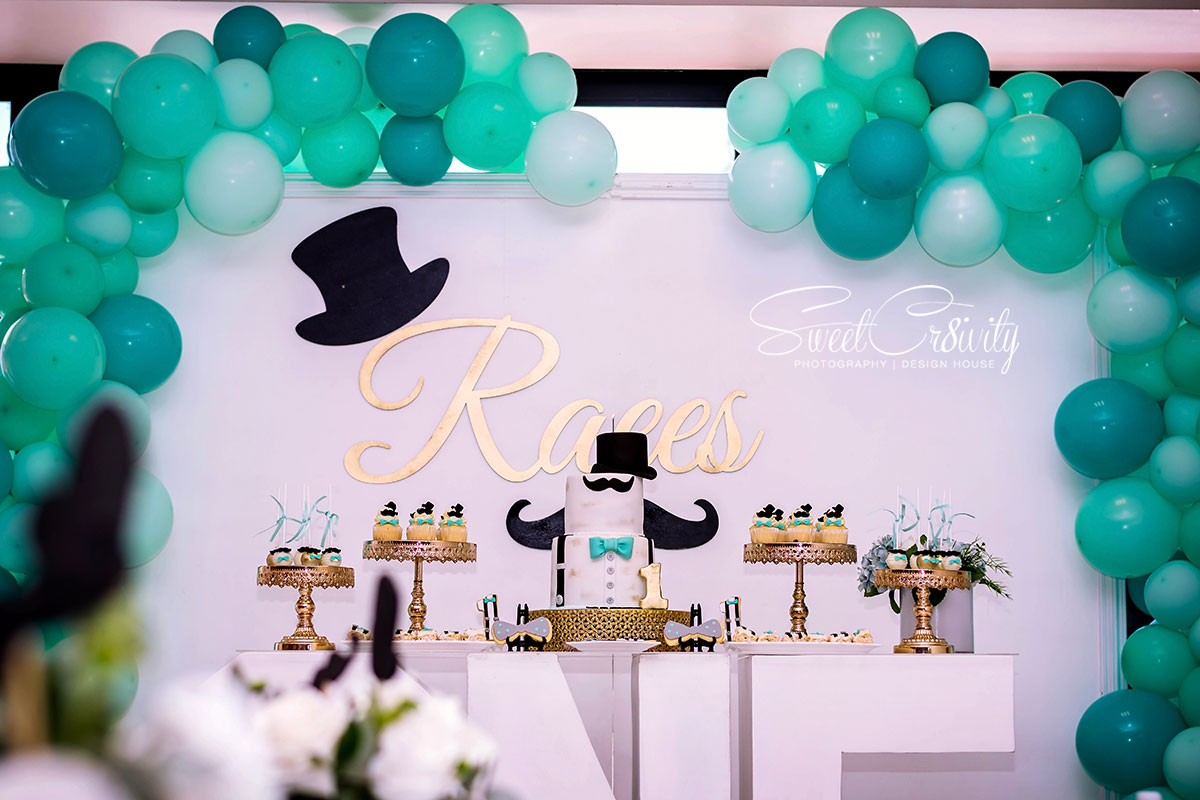 raees turns 1, sweetcr8ivity,the polkadot company, aveen and elaine lutchman, little man, themed birthday party, umhlanga, overport,best durban photographers, Nikon, the exotic conference venue, mumtaz cocoa