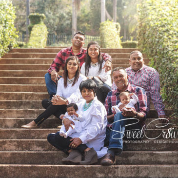 A 50TH BIRTHDAY-FAMILY SHOOT