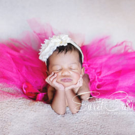 newborn photography,pink tutu,froggy pose,side sleping baby,family,melanthas maternity shoot,its a girl,knitted teddy beanie,newborn wraps,tutus and bows,elaine and aveen lutchman,crochet,knits