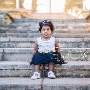 KALEA'S 1ST BIRTHDAY SHOOT