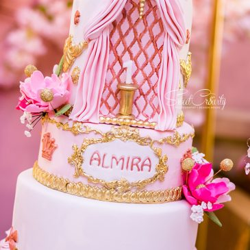 ALMIRA'S PRINCESS PARTY